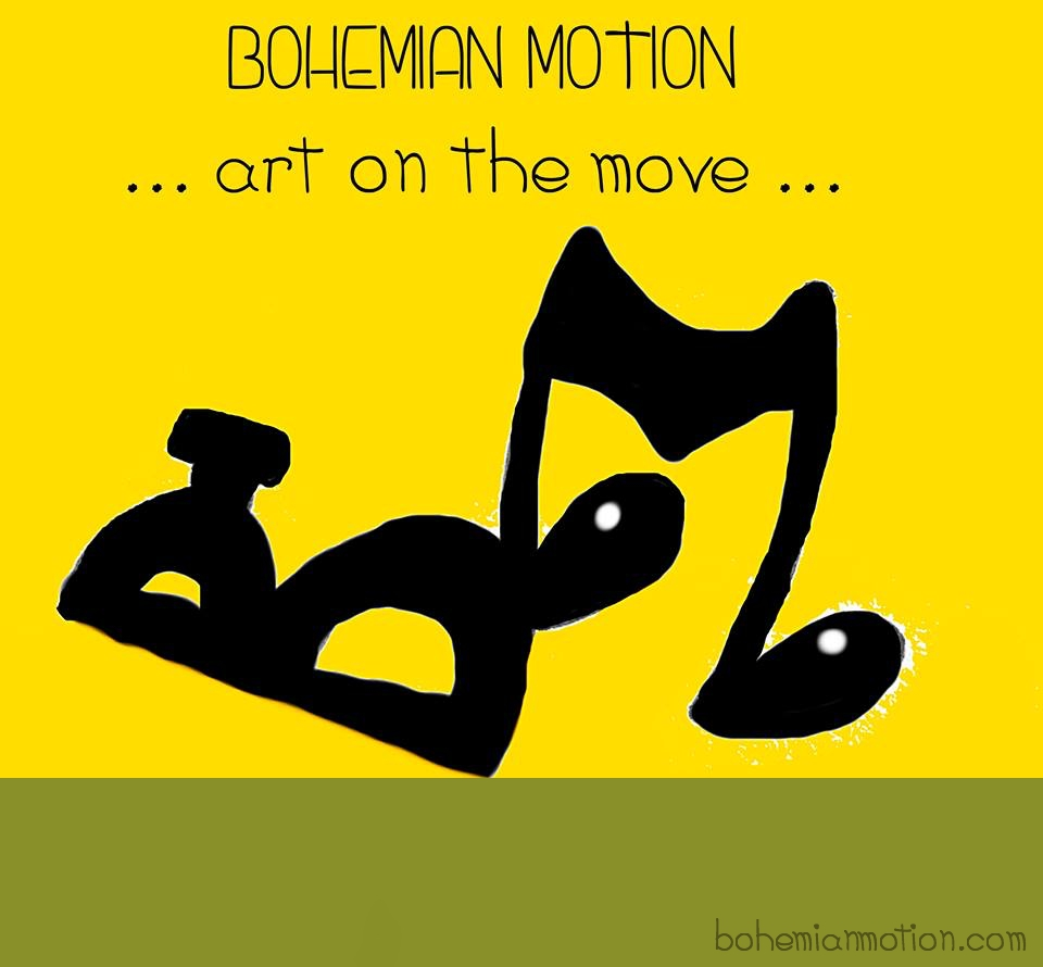 Bohemian Motion Logo green